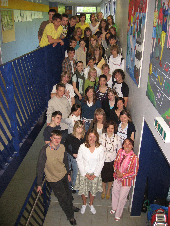 Albert Einstein Schule Gymnasium In Schwalbach A Ts